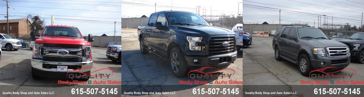 Quality Body Shop >> Quality Body Shop And Auto Sales Llc 615 507 5145